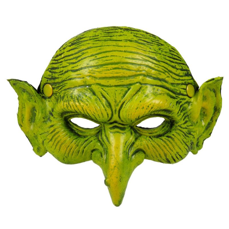 Halloween Props Festival Face Mask Costume Masquerade Dragon PU Foamed 3D Animal