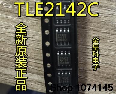 10pcs/tol TLE2142CDR 2142C 2142I 2142AC SOP-8