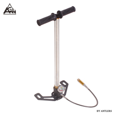 AGH 30Mpa 4500psi Air PCP Paintball Pump Air Rifle hand pump 3 Stage High pressure with filter Mini Compressor bomba pompa 30mpa 4500psi air gun air rifle pcp pump high pressure with dry air system filter mini compressor bomba pompa not hill pump