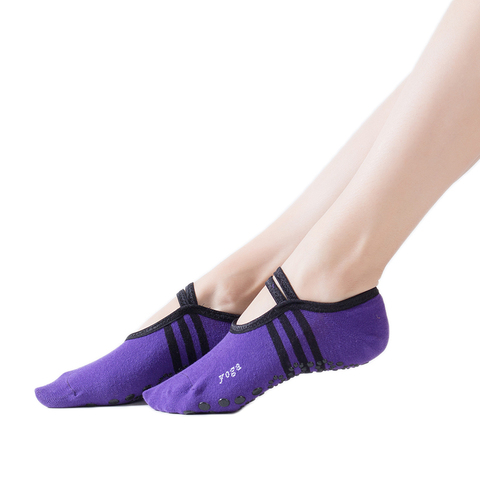 Brand Hot Sell New Cotton Sports Yoga Socks Ladies Ventilation Pilates Ballet Socks Dance Sock Slippers Women Socks Islamabad