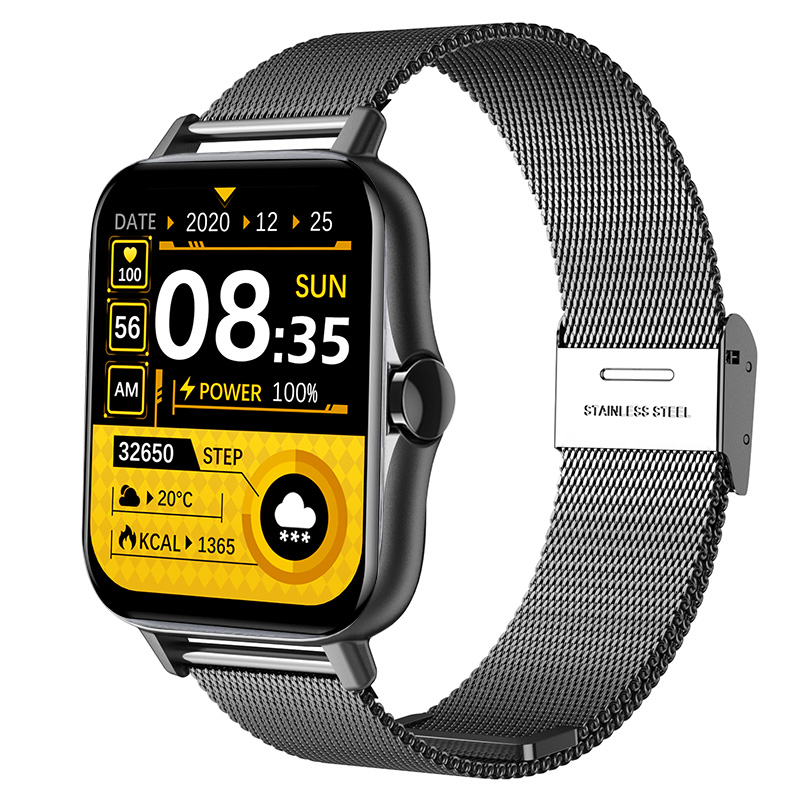 For Xiaomi Apple Phone IOS Reloj Inteligente Hombre Smartwatch 2021 Men Bluetooth Call Smart Watch Man Innrech Market.com
