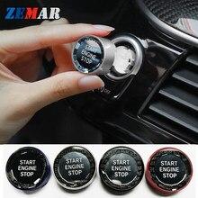 Interruptor de parada do motor automotivo, adesivos para bmw x5 e53 e70 x6 e71 e72 x3 e83 x1 e84 e90 acessórios e60 e92 e93 e81 e87 m