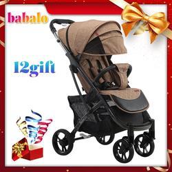 Babalo детская коляска доставка бесплатно ультра легкая складная может сидеть и лежать высокий пейзаж подходит 4 сезона высокий спрос доставк...
