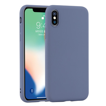 Silicone Cover Case iPhone Xs