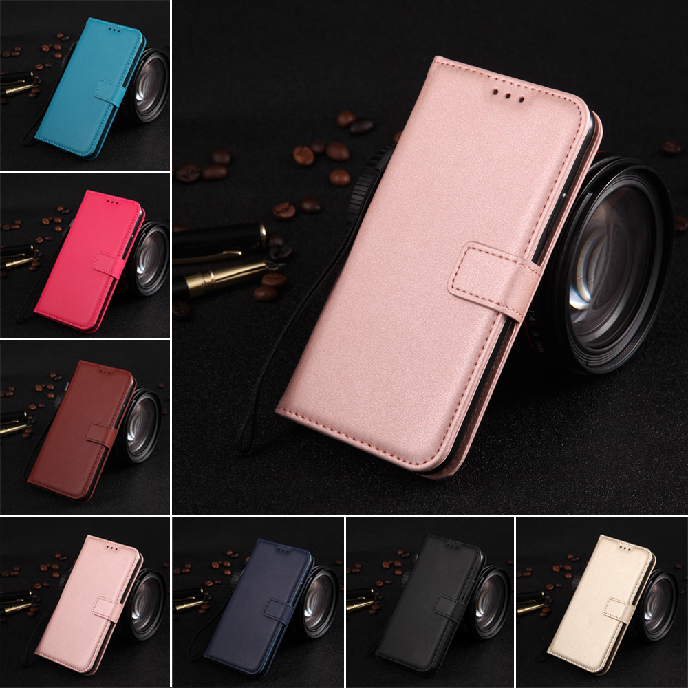 For Samsung Galaxy S10 S21 S8 S9 Plus S10E S10 Lite S20 Ultra Leather Case Flip Wallet Stand Holder Phone Cover Mobile Phone Bag