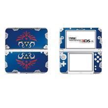 Legenda Zelda pełna naklejka na okładkę skórka naklejka na nowe skórki 3DS XL naklejki na nowy 3DS LL Vinyl Protector skórka naklejka