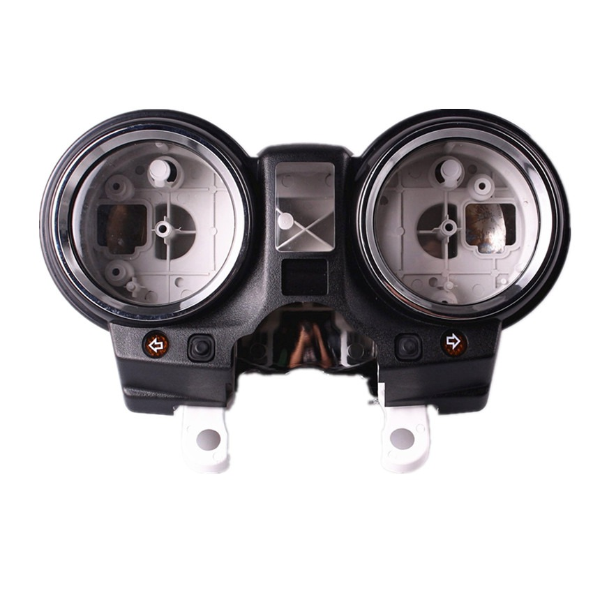 ABS Speedometer Tachometer Gauge Case Shell Cover For Honda <font><b>Hornet</b></font> <font><b>600</b></font>/S 2004 <font><b>2005</b></font> 2006 image