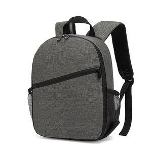 Image 3 - กล้องกันน้ำกระเป๋ากล้อง BackpackDSLR ขาตั้งกล้องแบบพกพากระเป๋าเลนส์กระเป๋ากล้องวิดีโอสำหรับ Canon Nikon SONY Xiaomi แล็ปท็อป