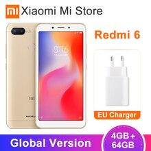 Xiaomi Redmi 6 4GB 64GB Mobile Phone