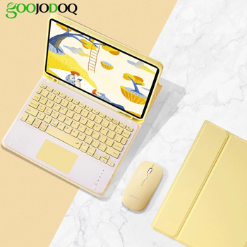 For iPad 7th 8th generation Case with Keyboard for iPad 10.2 Case Pro 11 Air 3 4 10.9 Pro 10.5 Air 2 9.7 Case with Pencil Holder