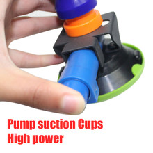 4.5 Inch Vacuum Suction Cup Hand Pump Base Paintless Dent Repair Suction Extractor