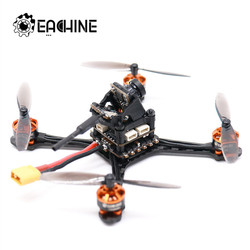 Eachine Tyro69 105mm F4 OSD 2.5 Inch 2-3S PNP DIY FPV Racing Drone w/ Caddx Beetle V2 1200TVL Camera RC Helicopters