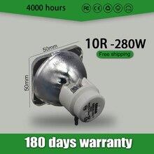 280W sharpy 10R 프로젝터 램프 이동 헤드 빔 무대 조명 R10 MSD 플래티넘 10R 램프