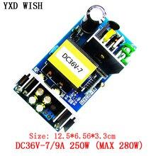 Convertisseur de tension ca 220V 110 à cc 36V 250W, transformateur régulateur de tension, alimentation 100W, 200W, régulateur de tension
