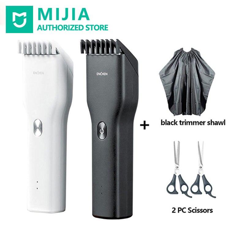 Мощная машинка для стрижки волос Xiaomi ENCHEN|Смарт-гаджеты|   | АлиЭкспресс