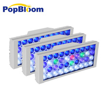 PopBloom aquarium led light marine fish tank lights for lamp reef 130-150cm