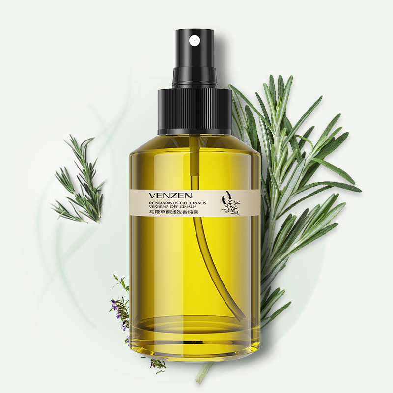 110ml Rosemary Verbenae Distilled Pure Dew Remove Closed Acne Toner Moisturizing Face Serum Oil-control Serum Facial