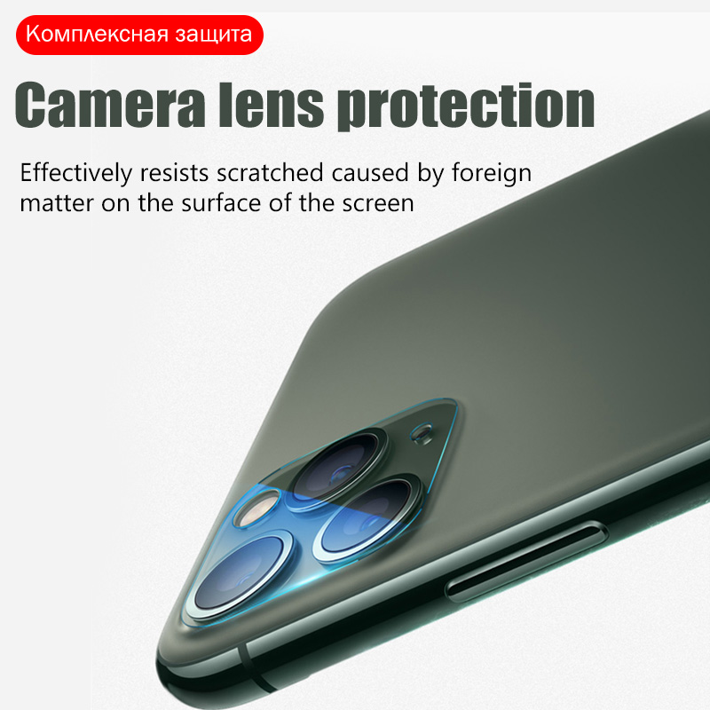 Camera Lens Glass Screen Protector for iPhone 11 Pro Max X XR XS MAX Lens 3