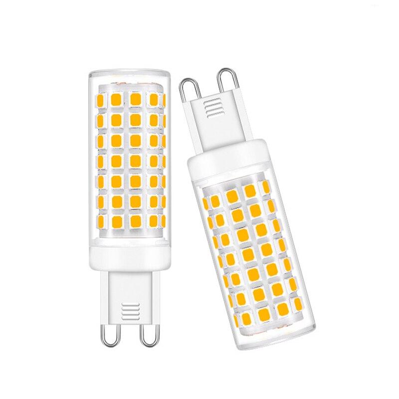 Светодиодный лампы G9 светодиодный светильник, 7 Вт, 9 Вт, 12 Вт, 15 Вт AC 220V светильник лампочка SMD2835 Светодиодный точечный светильник люстра светильник ing галогенная лампа 3000K 4000K 6500K|Светодиодные лампы и трубки|   | АлиЭкспресс