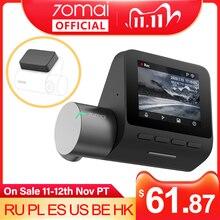 70mai tableau de bord caméra Pro 1944P vitesse et GPS coordonnées Cam contrôle vocal moniteur de stationnement Vision nocturne Wifi 70 Mai voiture DVR Pro