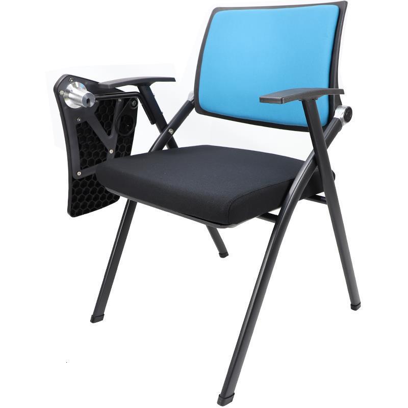 Conference Office Jefe Alta Calidad Meeting Plegable Metal Sedie Moderne Pieghevoli De Silla Oficina Folding Chair With Board