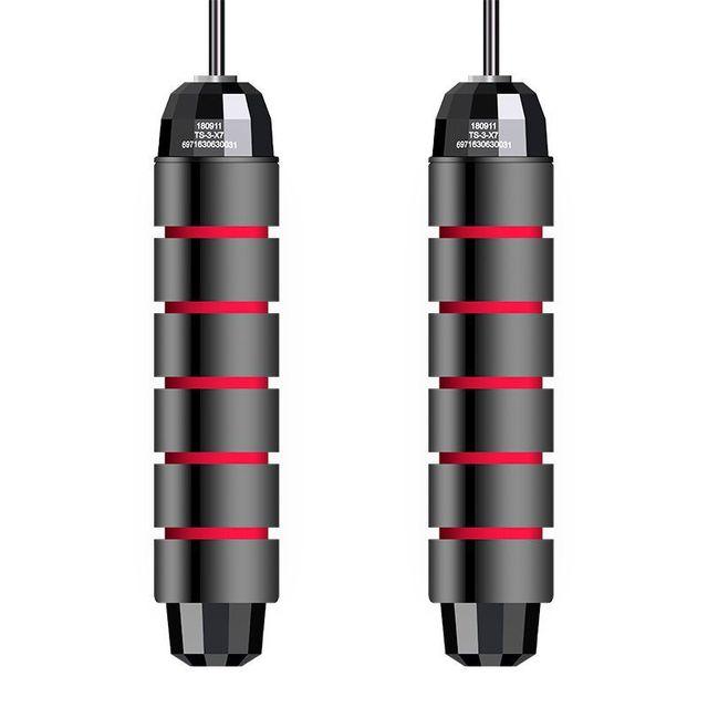 Bearing Jump Rope Tangle-Free Jumping Rope Adjustable Skipping Rope Speed  Crossfit Cuerda Para Saltar  Equipments Skipping 3