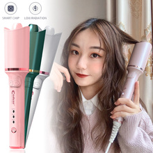 Curler Hair-Styling-Tool Auto-Hair Fast-Heating 3-Temperatures Plug-In Easy-Operation