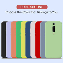 Arvin for Oenplus 7 7T Pro 6 6T 5T Case liquid Silicone Soft Microfiber Lining Slim Baby-skin Feel Cover for Oneplus 7T Funda yttoo yellow 7t