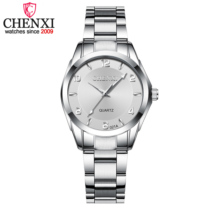 CHENXI Quartz Watch Women Clock Ladies Wrist Watches Female Famous Luxury Brand Lady Quartz-Watch Relogio Feminino Montre Femme