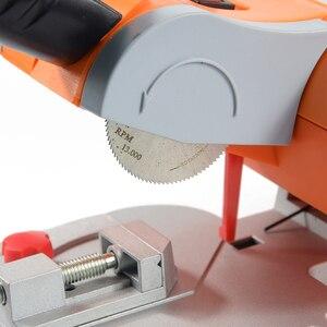 Image 3 - XCAN 1pc 50x9.5x0.5mm 100T HSS Circular Saw Blade Fit #42307 42805 Mini Cut Off Saw Power Tools Accessories Mini Cutting Disc