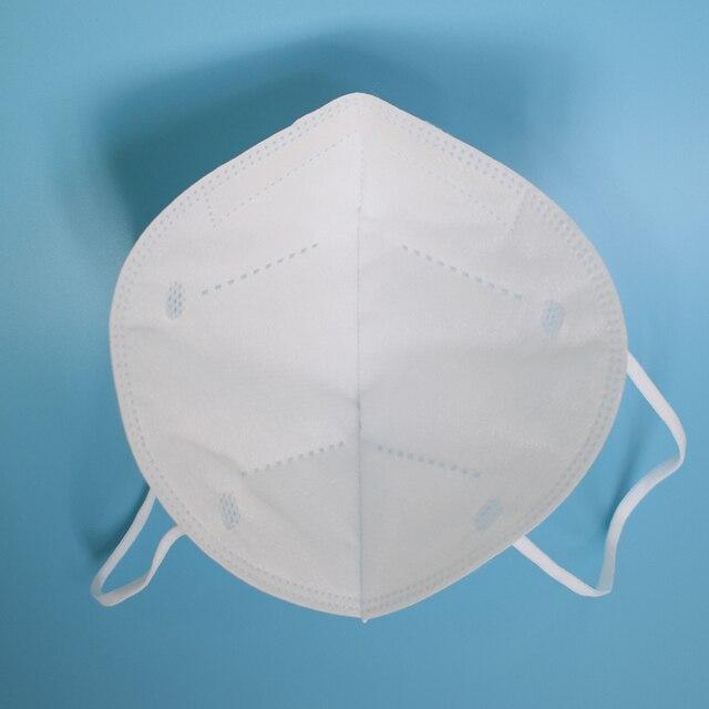 10-200 piece KN95 face mask FFP2 facial masks filter mask Protective maske anti dust mask mouth mask mascarillas tapabocas 1