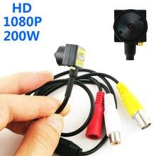200W HD 1080P AHD камера микро мини CCTV камера видеонаблюдения s для AHD DVR системы безопасности
