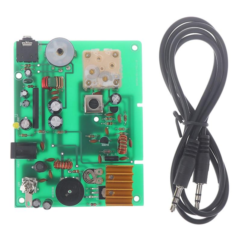 Micro-Power Medium Wave Transmitter Board For Testing Crystal Radio Domestic Use