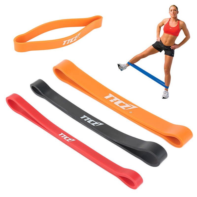 Yoga Resistance Band Exercise Circulation Resistance Rubber Band Fitness Training Pilates Sport Training Workout Elastic Bands