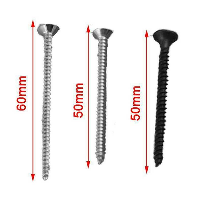 Color : 01 Expansion Screw Aircraft Expansion Bolt Plastic Expansion Sleeve Aircraft Anchor Gypsum Board Hollow Brick Hollow Wall Expansion Screw Fixed