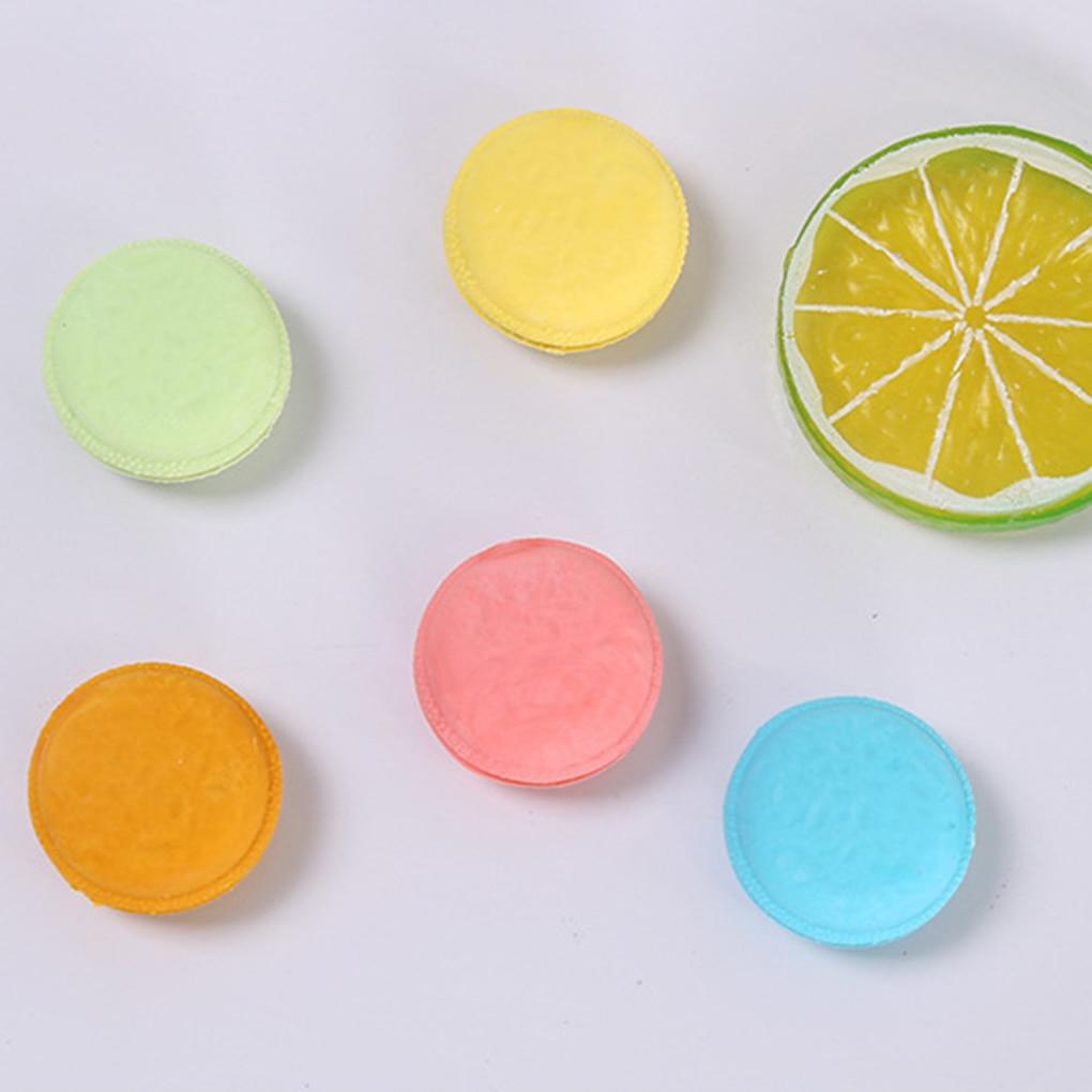 5pcs/lot Candy Color Macaroon Eraser Student Artist School Supplies Soft Rubber Sketch Office Equipment Stationery Eraser