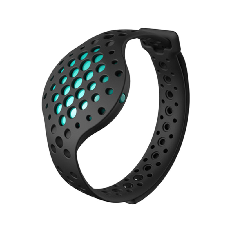 Outdoor Sports Bracelet 3D Fitness Tracker And Real-Time Audio-Coach Moov Now Waterproof Sports Record Slimming Exercise, Blueto
