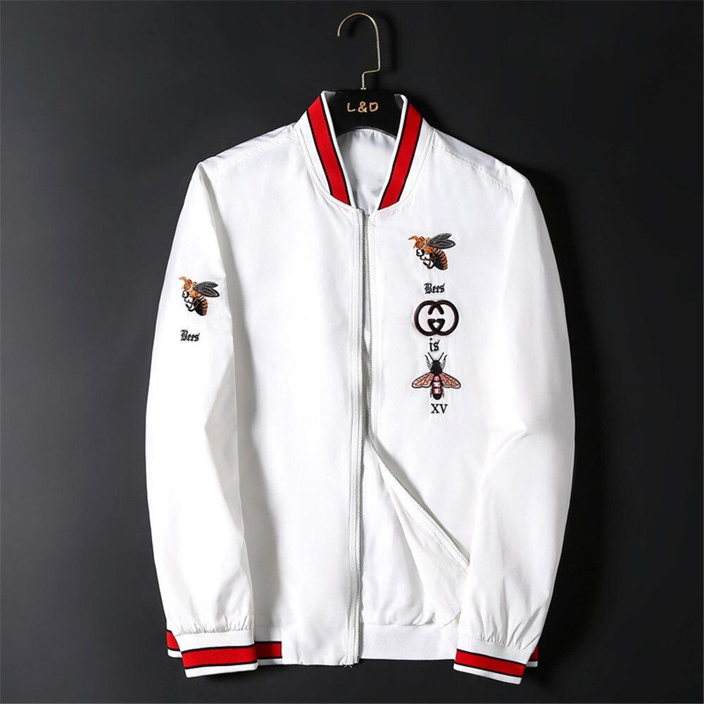WWKK, мужские новые утепленные куртки с вышивкой, куртка-пилот, Мужская модная однотонная уличная одежда в стиле хип-хоп, вельветовые пальто с ...