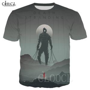 Image 3 - יוניסקס T חולצה מות והעמד היפ הופ Tshirts 3D הדפסת משחק אנימה T חולצת קיץ אופנה מזדמן סוודר לגברים נשים Dropship