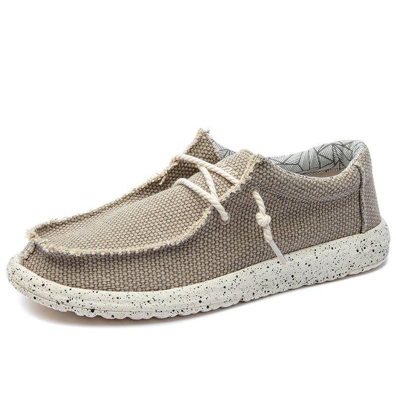 Sapatos de Lona Rendas até Mocassins Sapatos de Condução Verão Masculinos Homem Negócios Sapatos Casuais Confortáveis Tamanho Grande 47 2020
