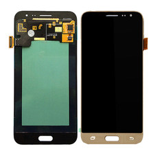 Display Professional Accessories Mobile Phone Easy Install LCD Screen Electronic Digitizer Assembly For Samsung J3 2015 2016(China)