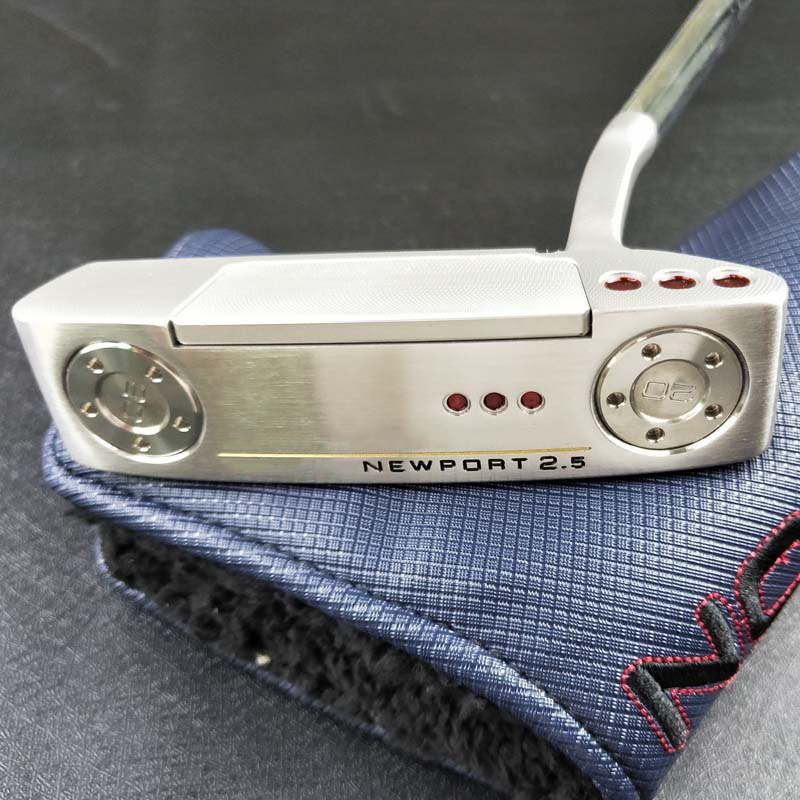 2018 Newport 2.5 Standard Edition Putters 32 33 34 35 36 Inch Steel Shaft With Rod Cover Free Shipping