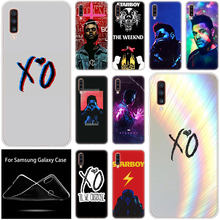 Starboy Weeknd XO สำหรับ Samsung Galaxy A90 A80 A70 A60 A50 A40 A30 A10 A20E A2CORE A9 a7 A8 A6 PLUS 2018 A5 2017(China)