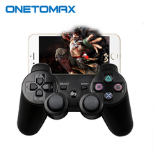 Gamepad Bluetooth Controle Joystick For PS3 Controller Motor Vibration For Sony Playstation 3 Wireless Game Pad Game Accessories