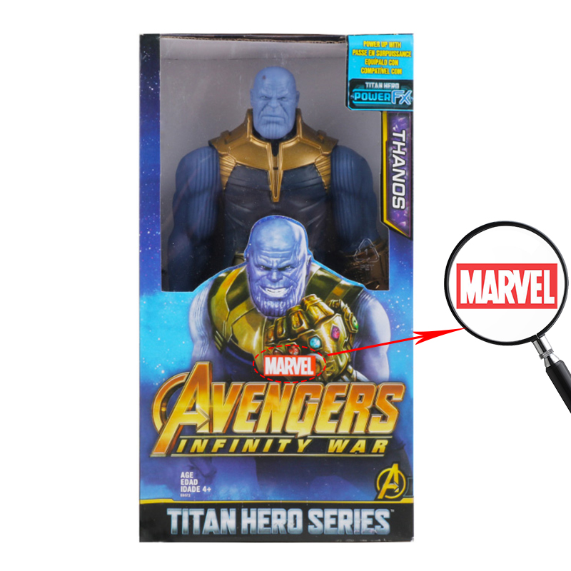"""The Avengers Infinity War 3 Marvel Iron Man Captain America 7/"""" Action Figure Toy"""