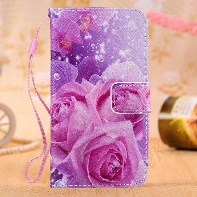 Étui en cuir Pour Huawei P30 P20 P9 Lite Mini P Smart Mate 20 10 Honor 10 8 9 Lite 6X Y5 Y6 Y7 Y9 2019 7A 8X 8A Pro Housse