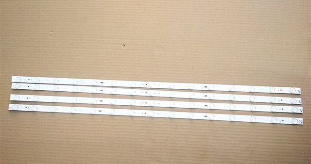 "LED Backlight strip 15 lamp For Haier 42""TV LE42B310G LS42H6000 LE42B510F 42CE3210D LED42D15 01(C) 01(A) 3034201520V"