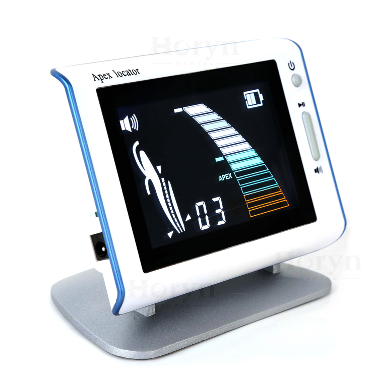 Dental High Accuracy Digital Measurement Endo Motor With Apex Locator Root Canal