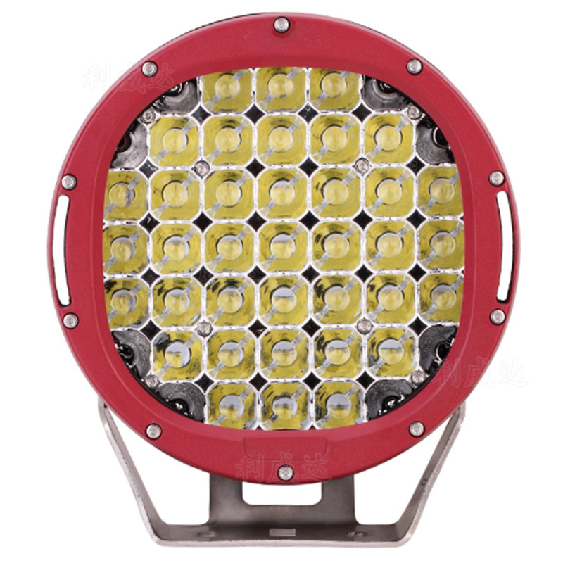 The Bar Before Vectra 185 W Car Lamp Off-road Vehicles Refitted Auxiliary Lamp High-power Led Work Light