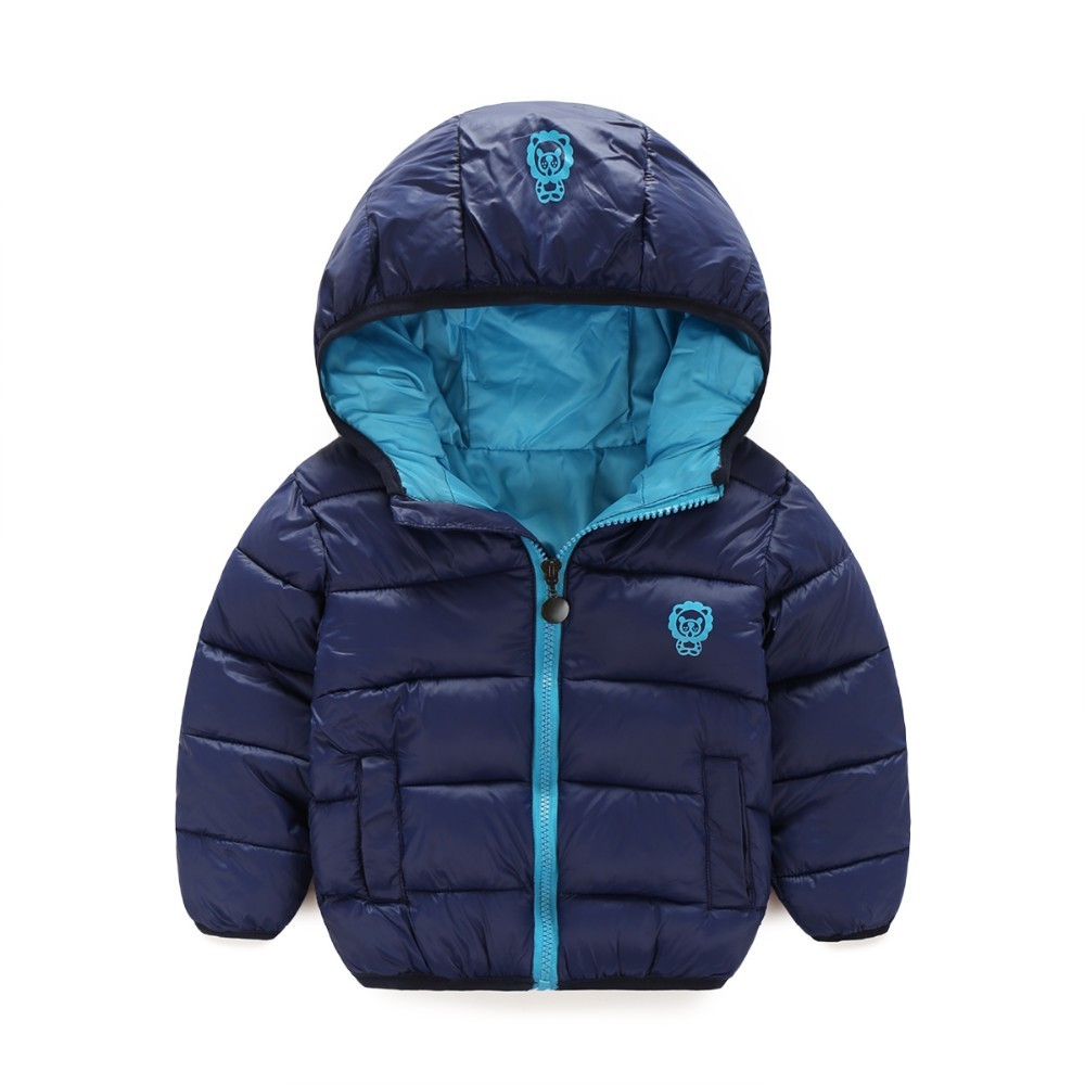 Winter Children Kids Clothing Sets Warm Faux Down Jackets Clothing Sets Baby Girls Baby Boys Snowsuit